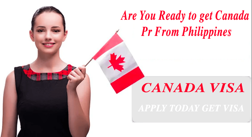 Are you ready to get canada Pr From Philippines