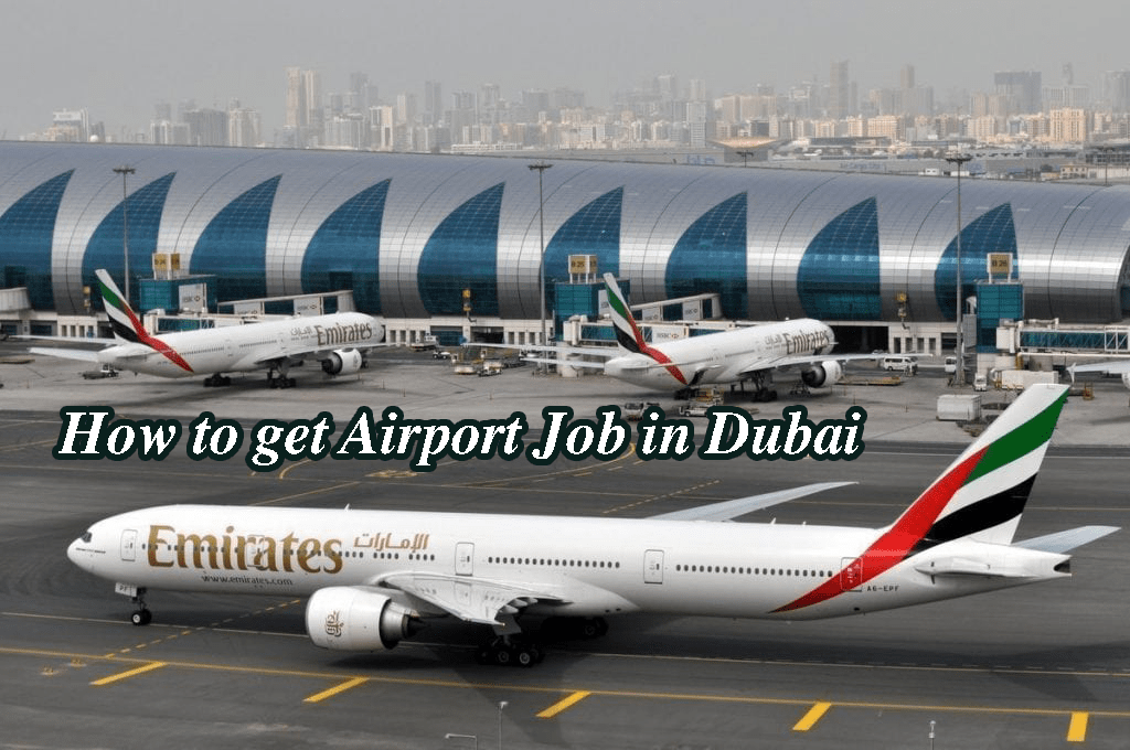 How to get Airport Job in Dubai