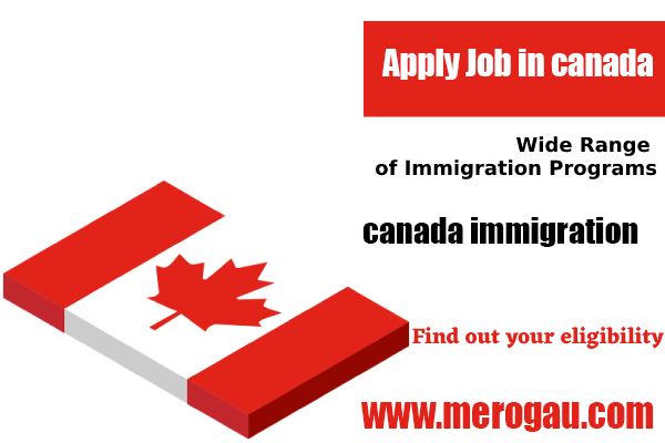 Apply for Jobs in Canada