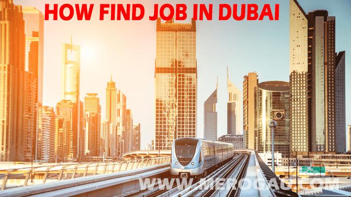 How get job in Dubai 2020