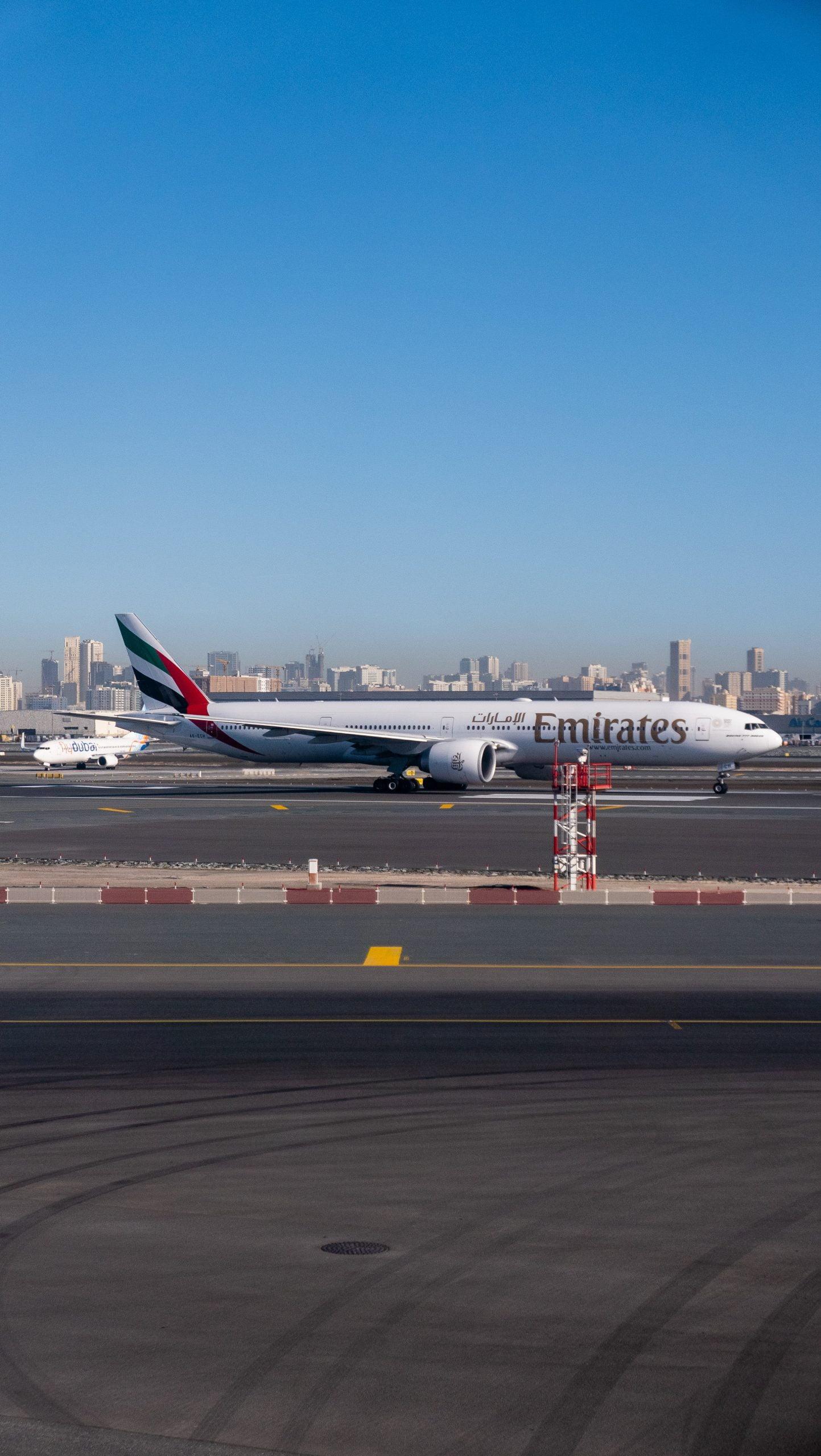 Airport career in Dubai