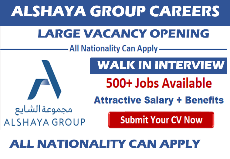 Alshaya career in Dubai