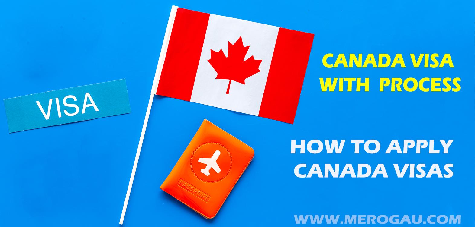Visa for Canada: