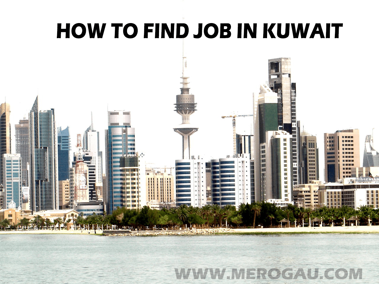 How to find a job in Kuwait