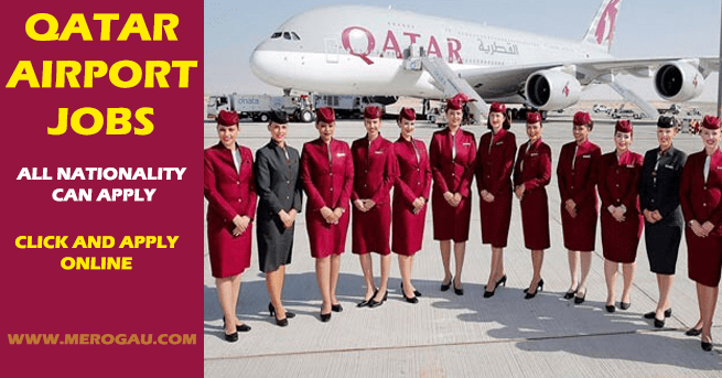 Qatar Airport Jobs
