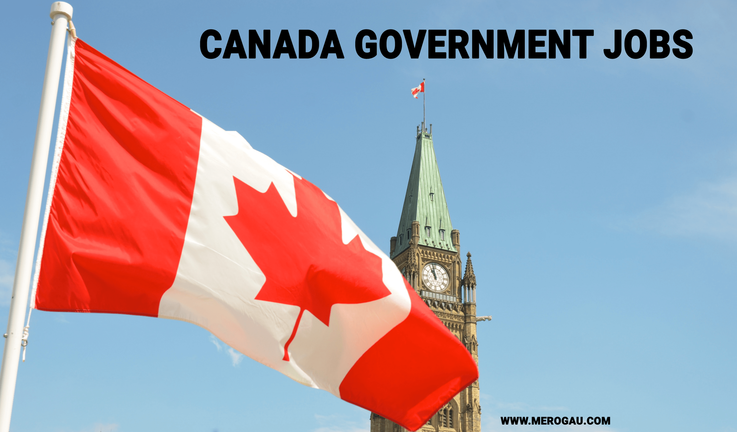 Canada government Job 2021